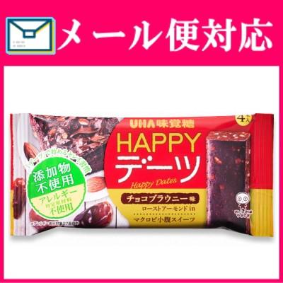 HAPPYデーツ チョコブラウニー味 (4本入り)×1...