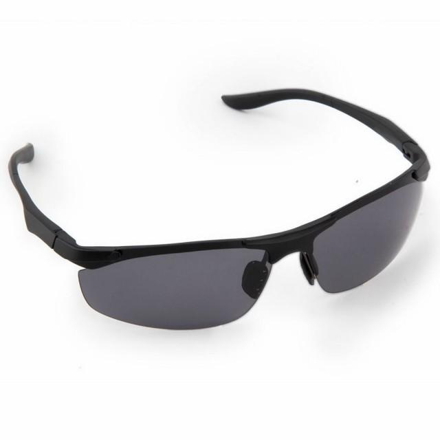 偏光サングラス UV400 紫外線カット スポーツサン...