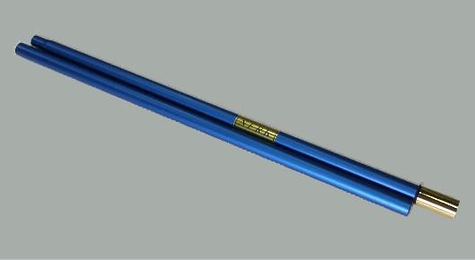 二段式1mカラー筒、ブルー(レクリエーション協会...