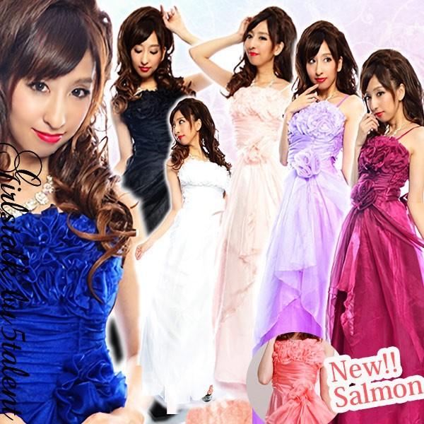 【SALE】発表会も舞台も主役級★立体リボン薔薇ロ...