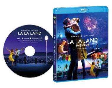 【送料無料】 LA LA LAND ラ・ラ・ランド Blu-r...