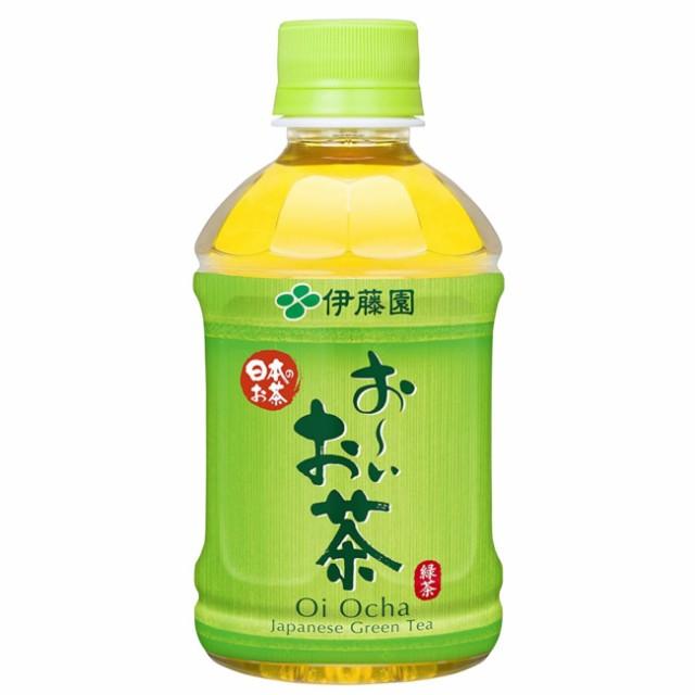 伊藤園 お〜いお茶 緑茶 PET(280ml×24本) ☆@70...