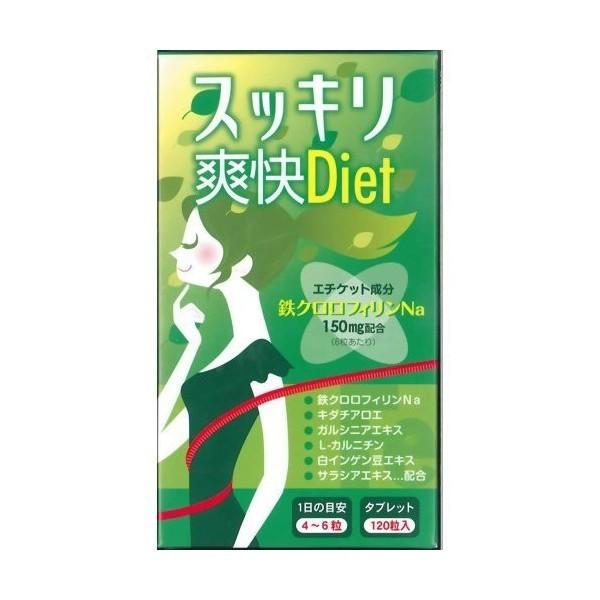 スッキリ爽快Diet ダイエットサプリ