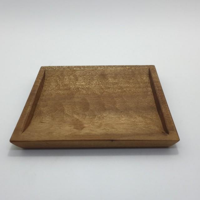 沖縄の木の器【あさと木漆工房】かくさら