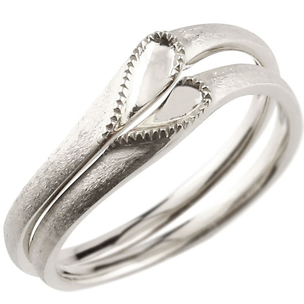 431966cfdc 結婚指輪 安い ペアリング プラチナ 結婚指輪 マリッジリング ハート シンプル つや消し pt900 ストレート スイート