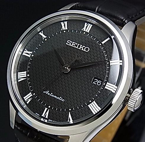 SEIKO/セイコー メンズ腕時計【自動巻/オートマチ...