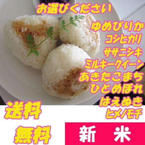『2017年産』 選べる白米・玄米/20〜30kg コシヒ...