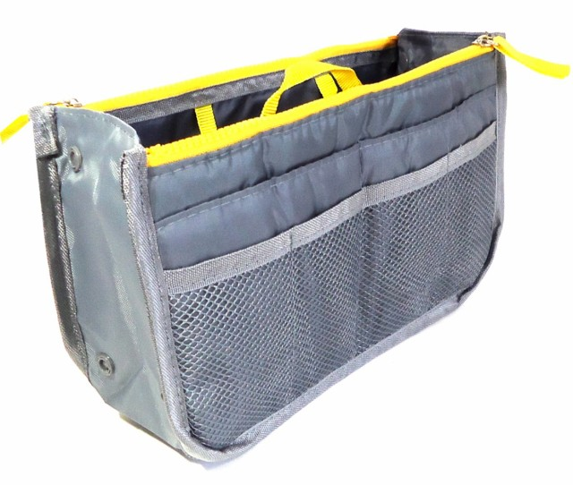 収納力抜群 バッグインバッグ 大容量 収納バッグ ...