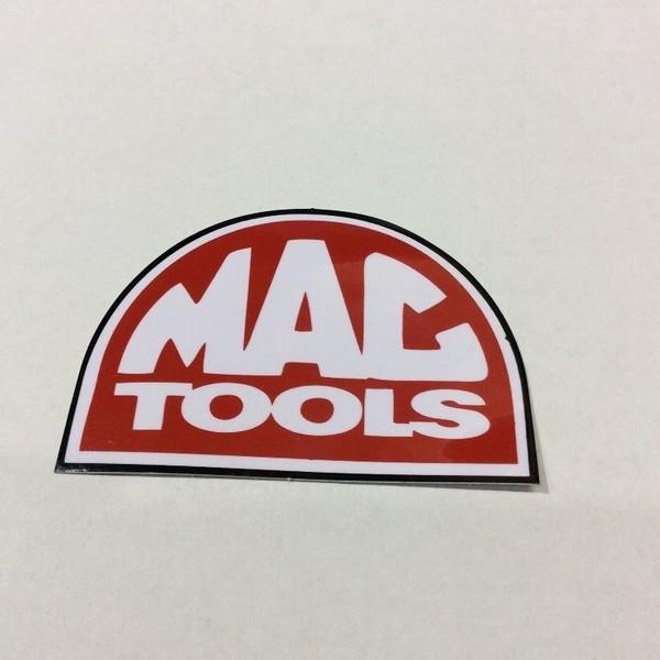 レーシングステッカー(MAC TOOLS semicircle) ms...