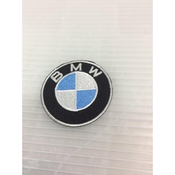 小型刺繍ワッペン(CA)(BMW)アイロンワッペン ...