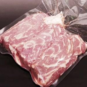 【朝妻商店】特上生ラム肉(ブロック状)500g