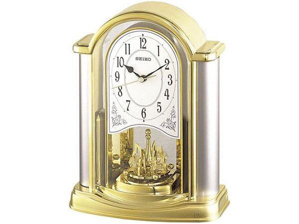 セイコー SEIKO 時計 置き時計 BY418G