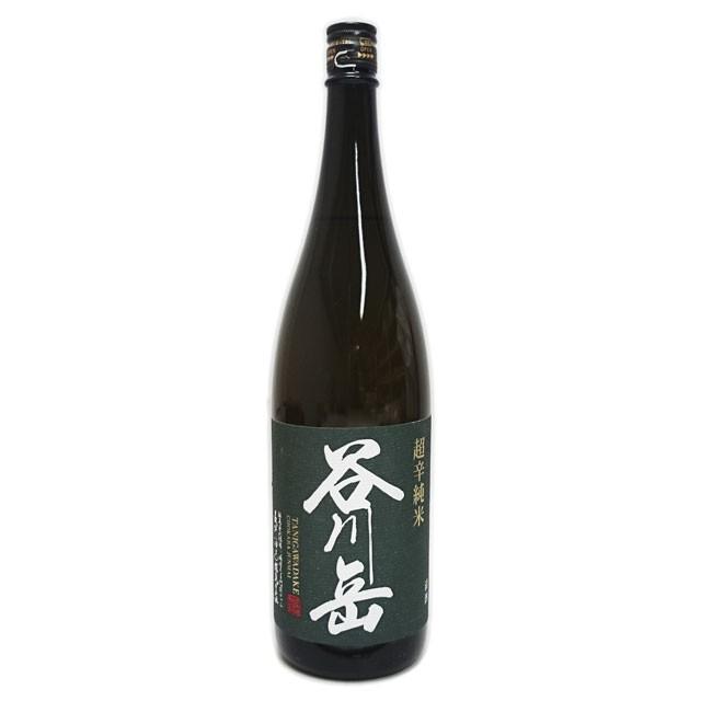 谷川岳 「超辛純米酒」 1800ml