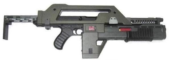 【一本物価格】SNOW WOLF M41A パルスライフル  ...
