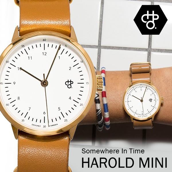 CHEAPO/チーポ スウェーデン 北欧 人気 腕時計 HA...