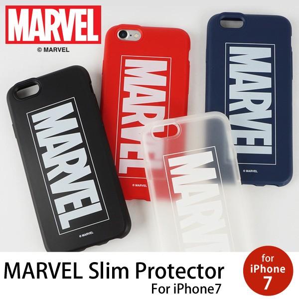 MARVEL Slim Protecter マーベルプロテクター iPh...