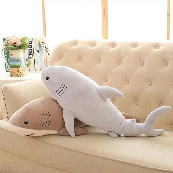 サメ ぬいぐるみ サメ 抱き枕/鮫ぬいぐるみ/子供...