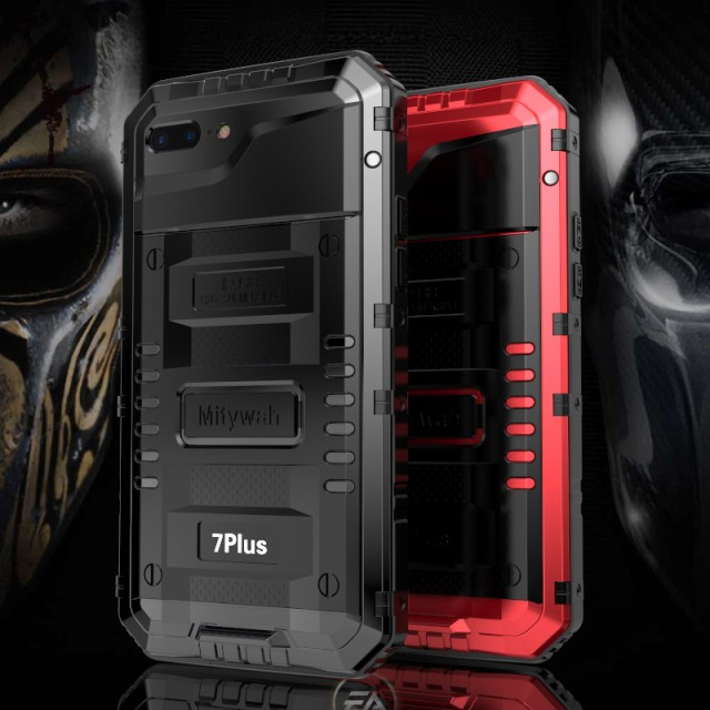 iPhone7/iPhone7PLUS対応ケース IP68保護等級 防...