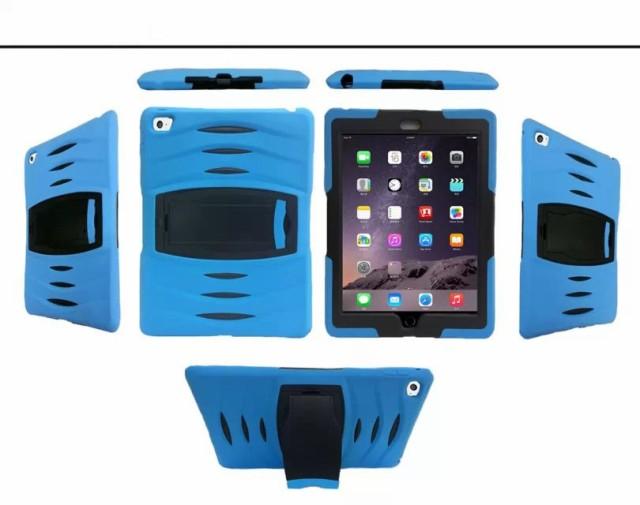 iPad6 iPad air2専用 ケース 耐衝撃 カバー タブ...