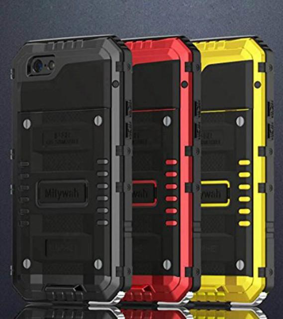 iPhone 6/6s/6 plus/6s plus対応ケース IP68保護...