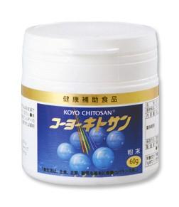 コーヨーキトサン粉末 60g