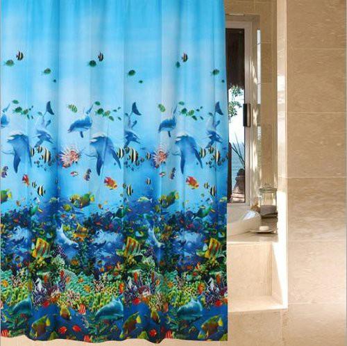 シャワーカーテン ユニットバス バスルーム PEVA ...