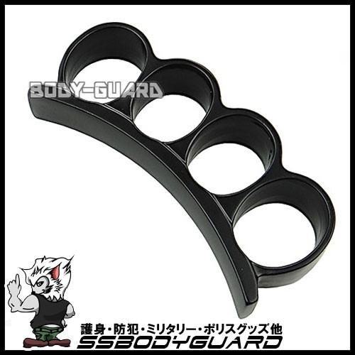 カイザーナックル(O) ブラック (H-03B)