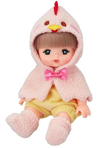 知育玩具 メルちゃん 人形付きセット【とりさんメ...