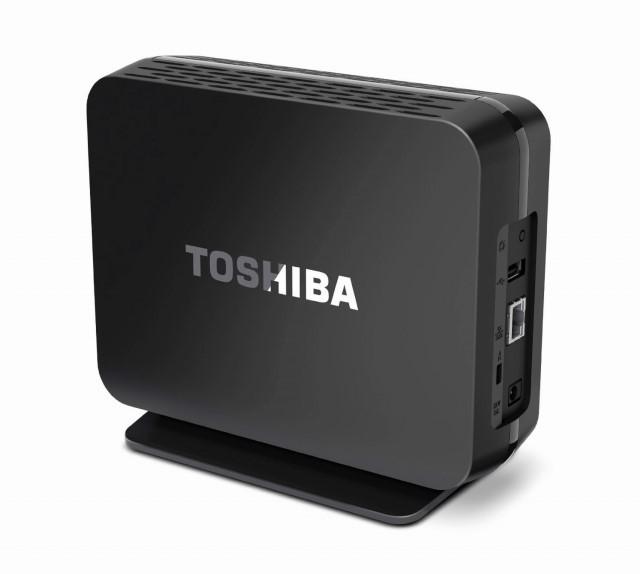 東芝NAS 外付けハードディスク canvio 3TB ネット...