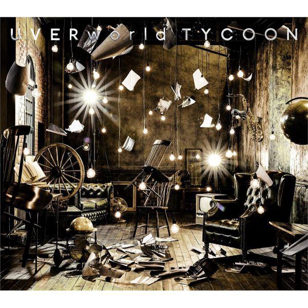 d UVERworld TYCOON(初回生産限定盤) Limited Edi...