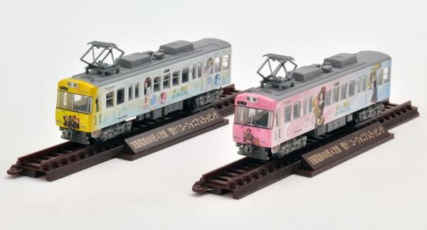 鉄道コレクション◆京阪電車大津線600形4次車◆「...