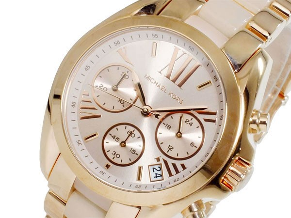 MICHAEL KORS マイケルコース 腕時計 MK6066 レデ...