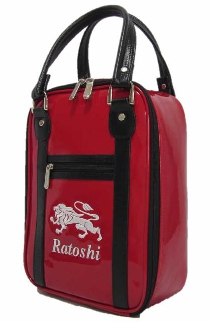 【Ratoshi】エナメル シューズケース!