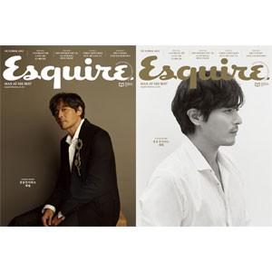 韓国男性雑誌 Esquire(エスクァイア)2017年 10...
