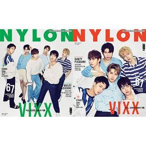 韓国女性雑誌 NYLON(ナイロン) 2017年 7月号 (V...