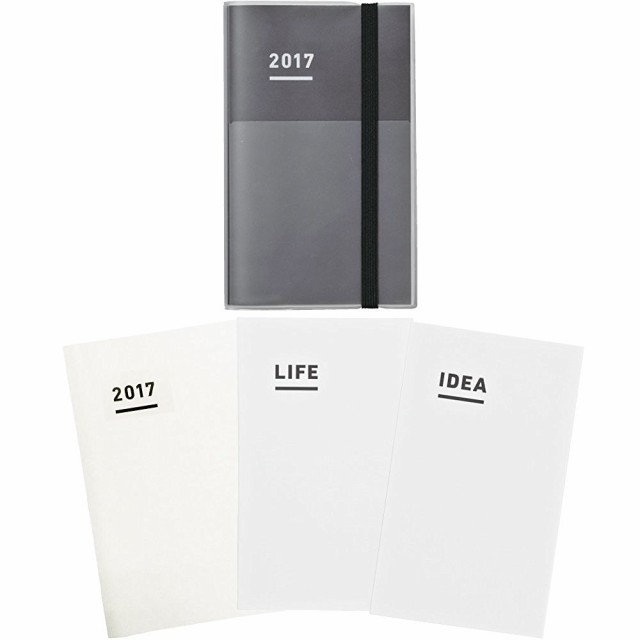 20%OFF↓2017年手帳 ジブン手帳 mini 2017 ファ...