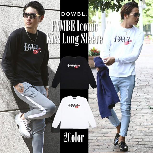 DOWBL/ダブル/FNMBE Iconic Kiss Long sleeve【全...