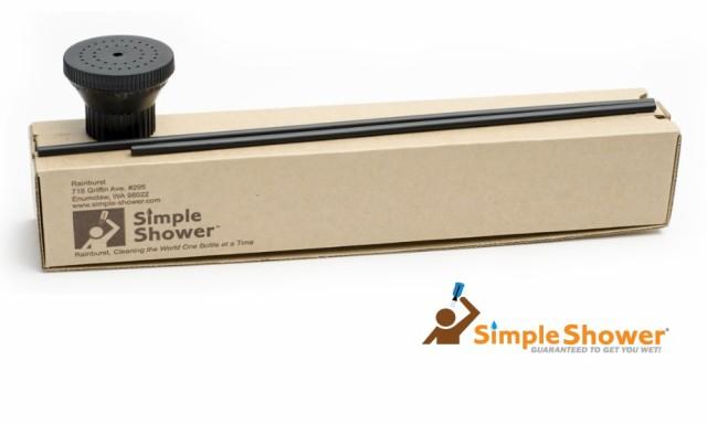 携帯 シャワー アウトドア キャンプ SimpleShower...