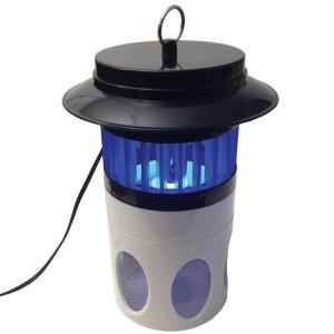 ★「吸引捕虫器 1台」[送料無料]蚊を誘惑光で誘い...