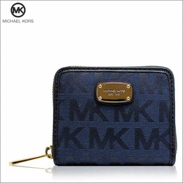 [あす着]マイケルコース MICHAEL KORS 財布 二つ...