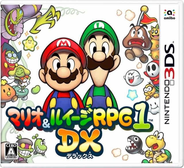 *新品*【3DS】マリオ&ルイージRPG1 DX