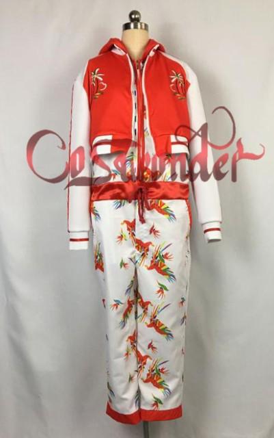 高品質 高級コスプレ衣装 ももいろクローバーZ ...