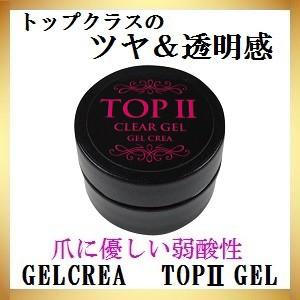GELCREA 国産トップIIジェル 10g