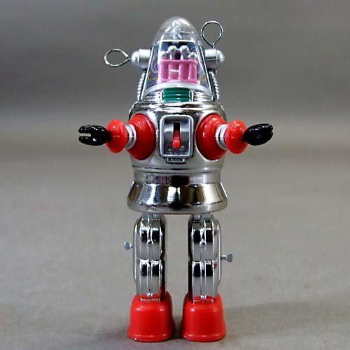 むかし懐かしロボット メカナイズドロボット