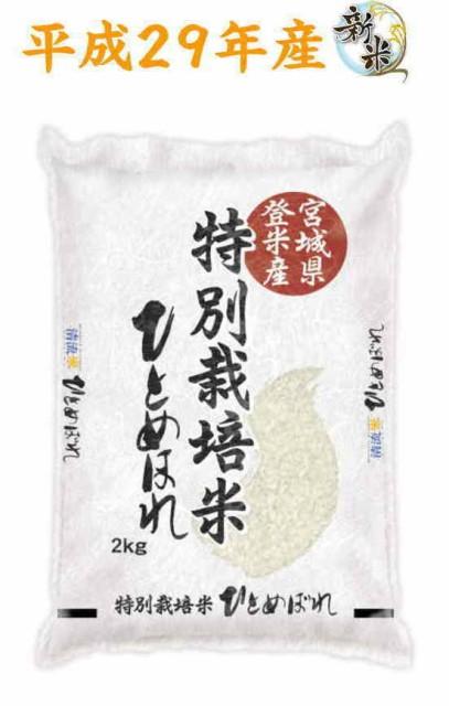 新米 平成29年産 【送料無料】 宮城県登米市産 特...