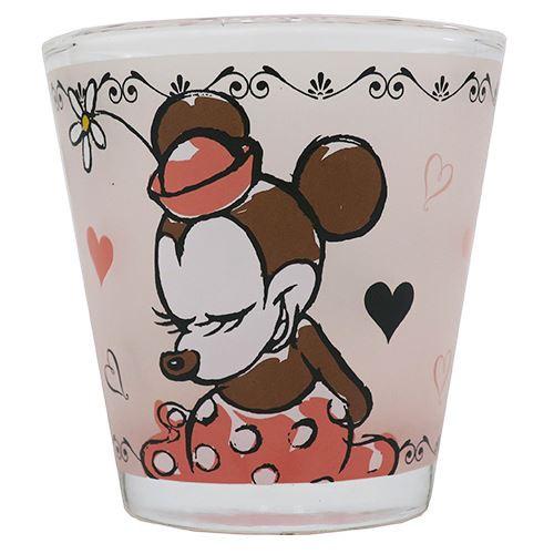 9c8630079e2d5 ミニーマウス カラー フロストグラス (ディズニー)マグカップ おしゃれ コップ マグ 食器(D46