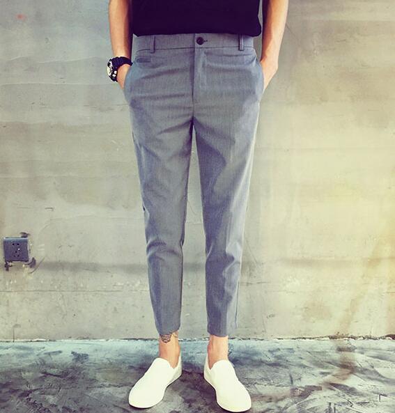メンズファッション/ズボン/スキニー パンツ /ハ...