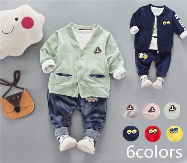 子供 3点セット(上下セット)韓国子供服80・90cm・...