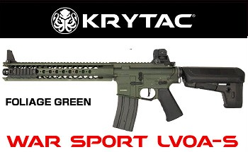 KRYTAC(クライタック)WARSPORT LVOA-S (WAR SP...