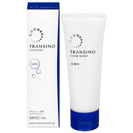トランシーノ薬用クリアウォッシュ 100g(洗顔料...